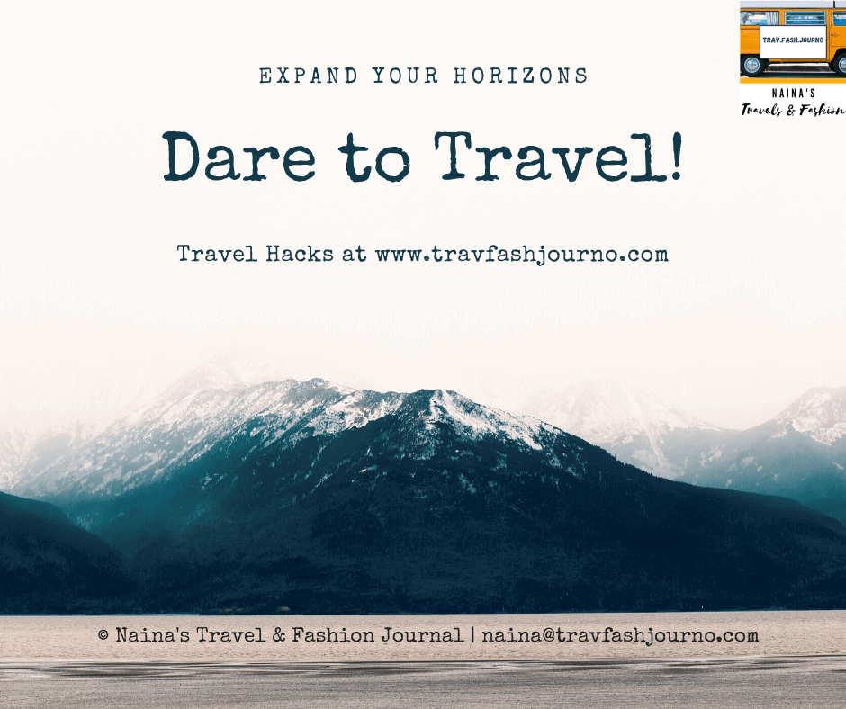 Naina's Travel & Fashion Journal, Travfashjourno