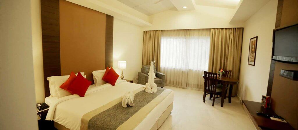 Comfortable Beds Rooms Best Western Resort Country Club Gurgaon Manesar