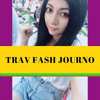 Fashionable Travel Journal by Naina
