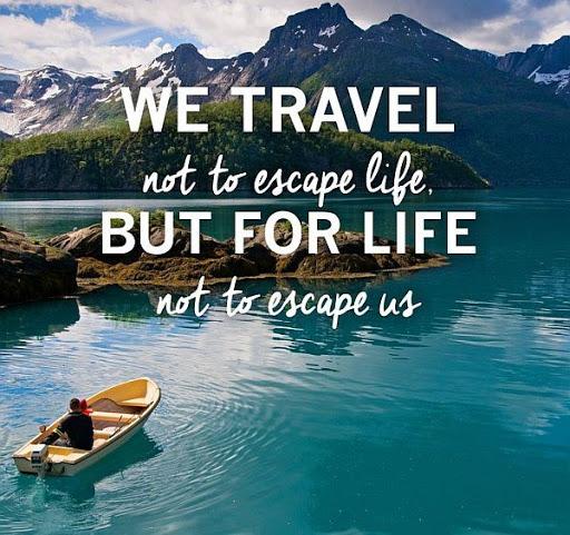 travel poetry travel escape