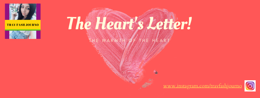 A Letter from the heart