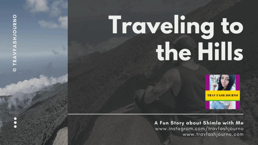 Shimla himachal diaries travel